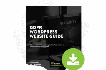 cover art of gdpr guide