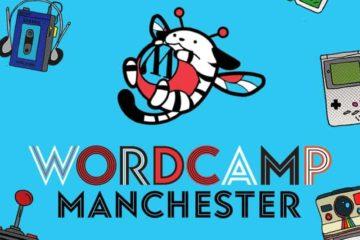 WordCamp Manchester 2018 logo