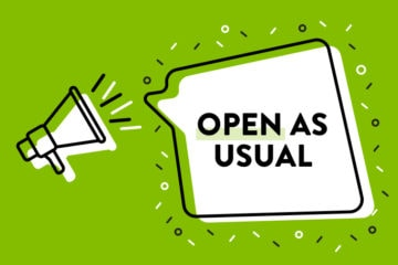 open as usual featured image