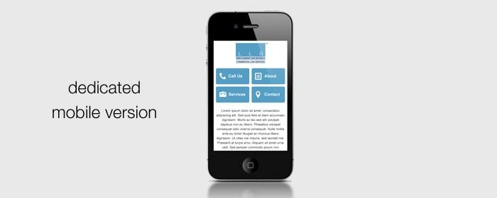 2013 llg mobile website